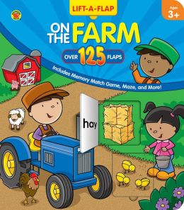 On The Farm: Lift A Flap
