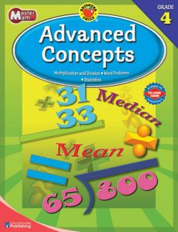 Advanced Concepts Grade 4