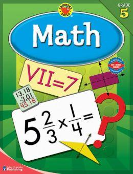 Brighter Child Math, Grade 5