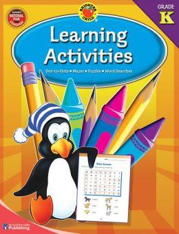 Brighter Child Learning Activities, Grade K