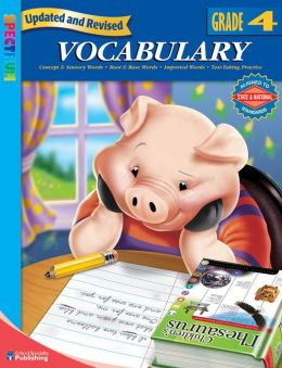 Vocabulary, Grade 4