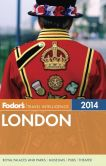 Fodor's London 2014