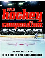 The Hockey Compendium: NHL Facts, Stats, and Stoires