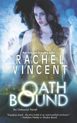 Oath Bound (Unbound Series #3)