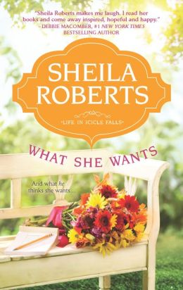 What She Wants (Life in Icicle Falls Series #3)