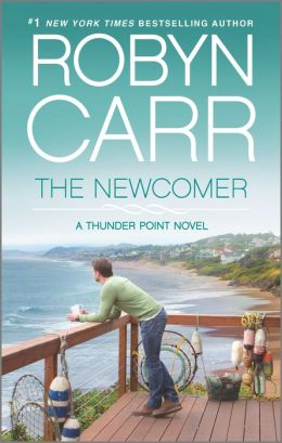 The Newcomer (Thunder Point Series #2)