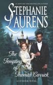 Book Cover Image. Title: The Tempting of Thomas Carrick, Author: Stephanie Laurens