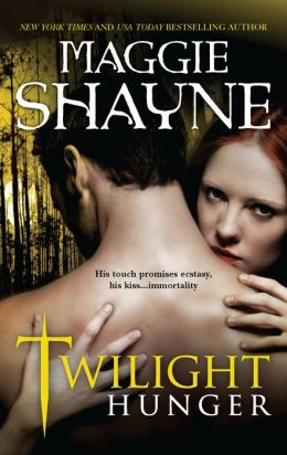 Twilight Hunger (Wings in the Night Series #7)