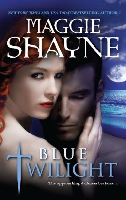 Blue Twilight (Wings in the Night Series #11)