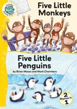 Five Little Monkeys/Five Little Penguins