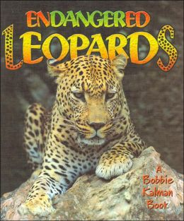 Endangered Leopards (Earth's Endangered Animals Series)