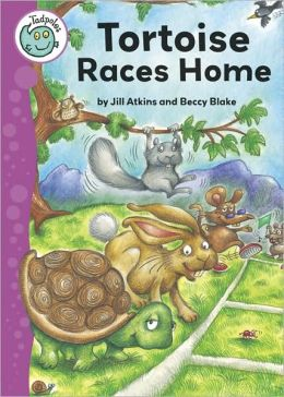 Tortoise Races Home