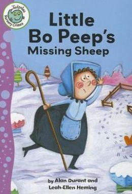 Little Bo-Peep's Missing Sheep