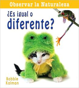 Es Igual O Diferente? = Is It the Same or Different?