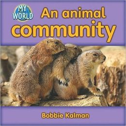 An animal community