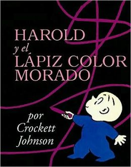 Harold y el Lapiz Color Morado = Harold and the Purple Crayon