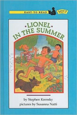 Lionel in the Summer