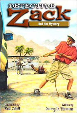 The Red Hat Mystery (Detective Zack Series)