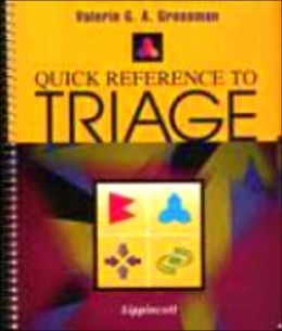 Quick Reference to Triage