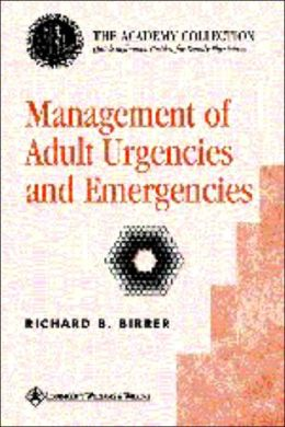 Office Urgencies and Emergencies: Quick Reference Guides for Family Physicians