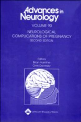 Neurological Complications of Pregnancy