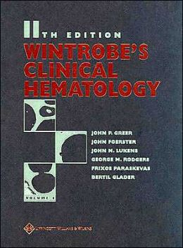 Wintrobe's Clinical Hematology