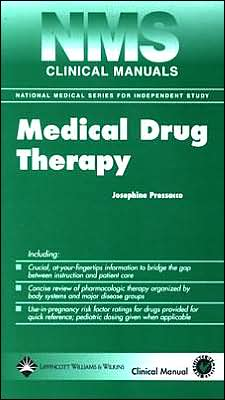 NMS Clinical Manual of Medical Drug Therapy