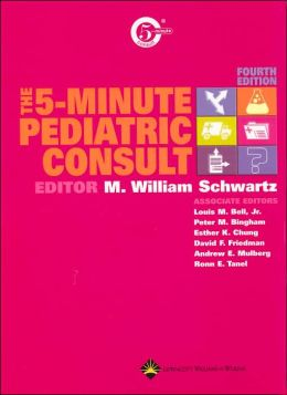 The 5-Minute Pediatric Consult
