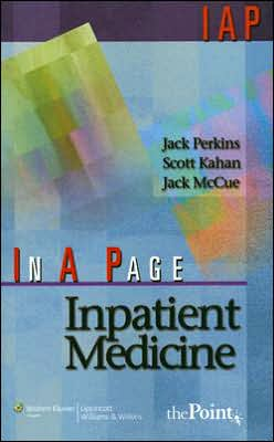 In A Page Inpatient Medicine