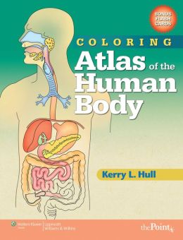 Coloring Atlas of the Human Body