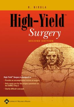 High-Yield Surgery, 2nd Edition