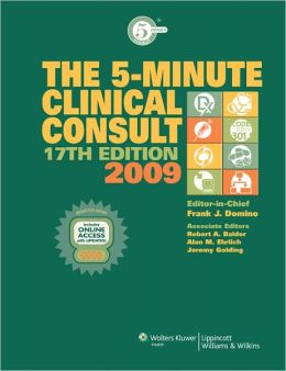 The 5-Minute Clinical Consult 2009, Book and Website