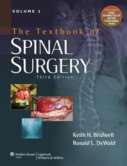 The Textbook of Spinal Surgery