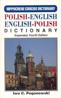 Polish-English English-Polish Concise Dictionary