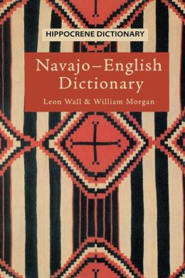 Navajo-English Dictionary