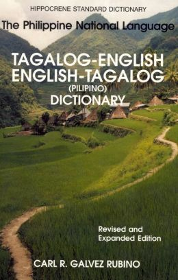 Tagalog Standard Dictionary