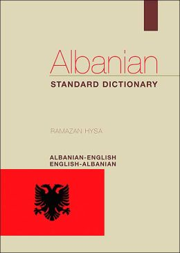 Albanian Standard Dictionary