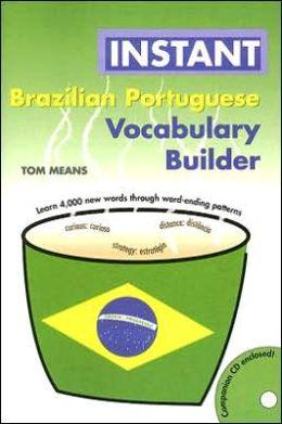 BRAZIL/PORTUGUSE INST VOC BLDR
