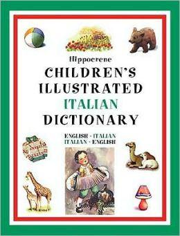 ITALIAN-CHILDREN'S ILL DICT.