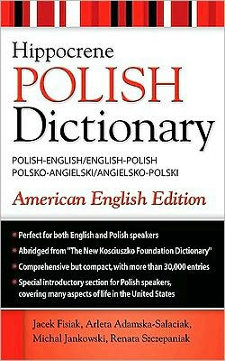 Polish-English English-Polish Dictionary