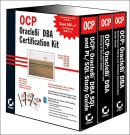 OCP: Oracle8i DBA Certification Kit