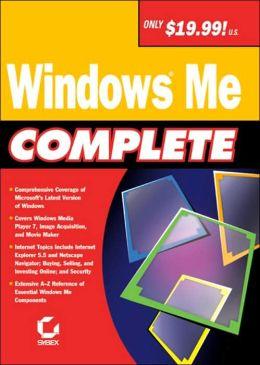 Windows Me Complete