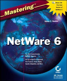 Mastering NetWare 6