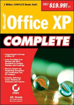 Microsoft Office XP Complete