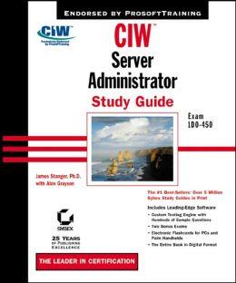 CIW Server Administrator Study Guide