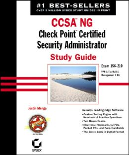 CCSA NG: Check Point Certified Security Administrator Study Guide