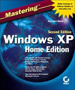 Mastering Windows XP Home Edition