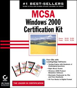 MCSA: Windows 2000 Certification Kit