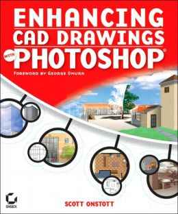 Enhancing CAD Drawings with Photoshop .