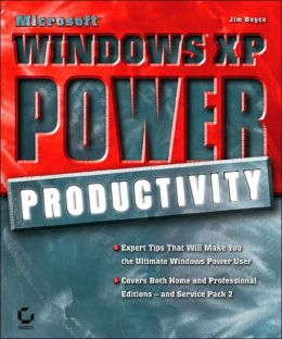 Microsoft Windows XP Power Productivity